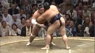 Осенний Сентябрьский турнир по сумо 2014 года, 4-6 дни Аки басё  Aki basho