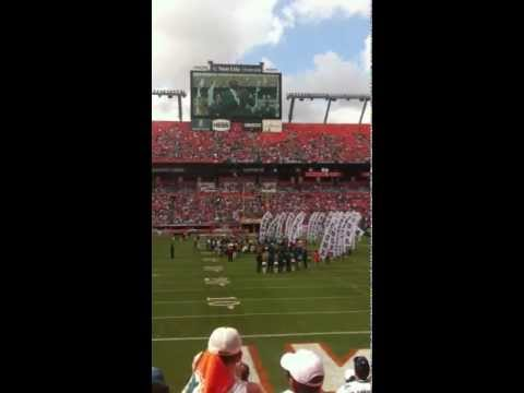 Jason Taylor and Zach Thomas Ring of Honor Ceremony