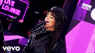 Camila Cabello - Someone You Loved (Lewis Capaldi Cover) in the Live Lounge
