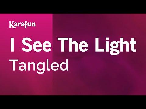 Karaoke I See The Light - Tangled *