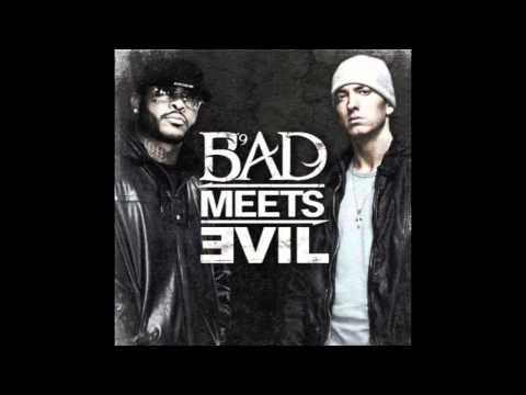 Клип Bad Meets Evil - Scary Movies