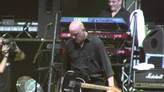 THE STRANGLERS - Golden brown (live Benicassim Festival - FIB) (15-7-2011)