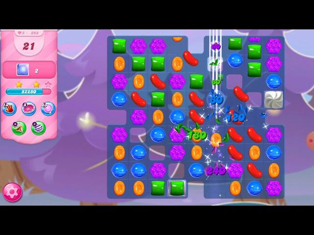Candy Crush Saga niveau 393