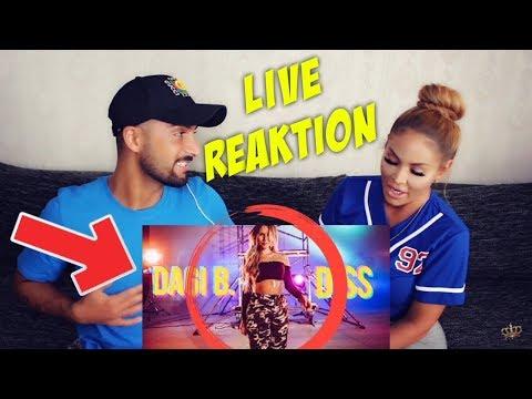 Dagi B - Diss (LIVE REAKTION)   Lisha&Lou