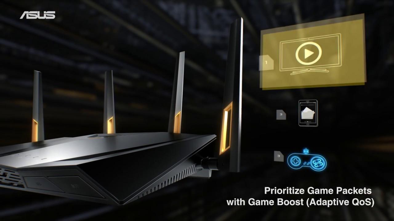 RT-AX88U - Next-Gen Wi-Fi, Now | ASUS Singapore