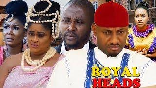 Royal Heads Season 1&2 - Yul Edochie|2019 Latest Nigerian Nollywood Movie