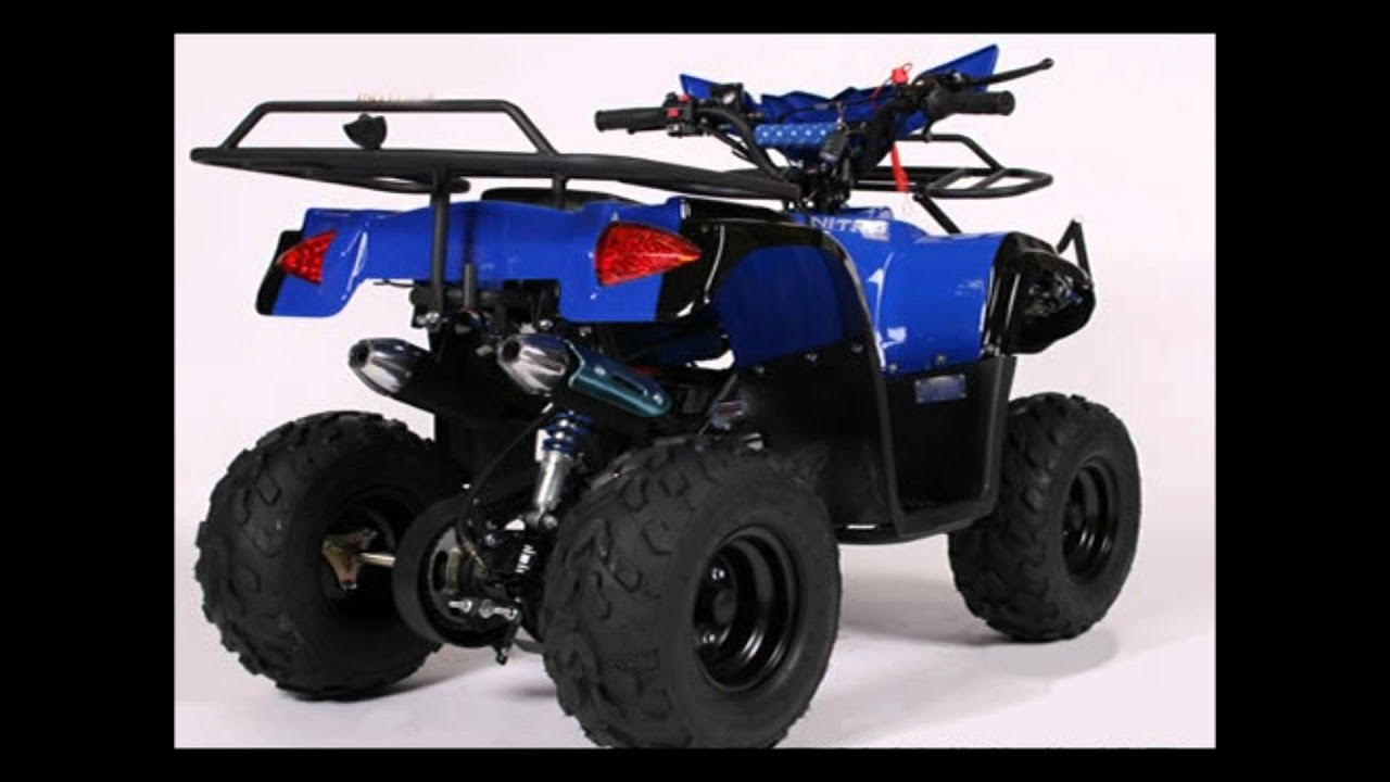 quad bm 125cc nitro motor youtube. Black Bedroom Furniture Sets. Home Design Ideas