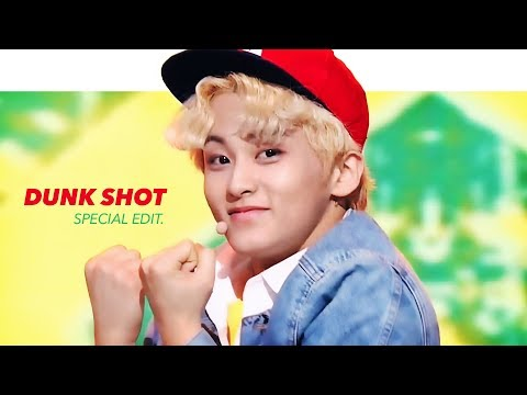 NCT DREAM - Dunk Shot(덩크슛) Stage Mix(교차편집) Special Edit.