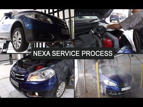 The Quality Service Of Your Car At Nexa Premium Workshop (Rana Motors)