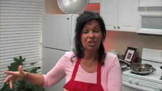 American Granny Nancy's Kitchen Cooking Show Fried Chicken Oatmeal Beans (chicken)