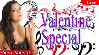 Musical Monday with Rini Valentine Special