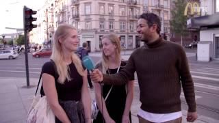 Svart Humor: Fem på gata om politikk og sex