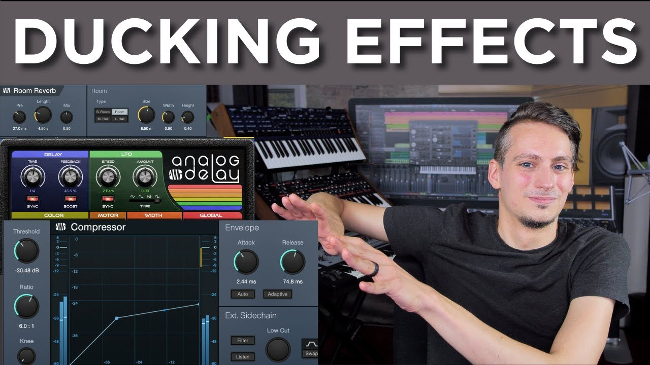 Download How to create ducking Reverb and Delay effects #S1withGregor