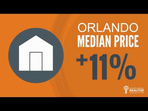 Orlando Housing Market Report - March 2017