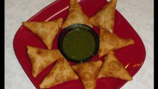 Dal Samosa Recipe Video - Mini Samosa - Lentil Samosa Or Pie By Bhavna