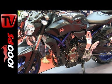 Yamaha Motorrad Neuheiten 2014 - Infos zu Probefahrten