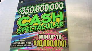 💲🗽NY Lottery Quick Reveled 10X Mayhem & 1-Match $30 $10M Cash Spectacular🗽💲