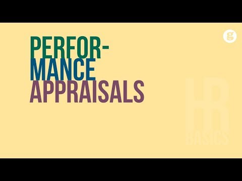 HR Basics: Performance Appraisals