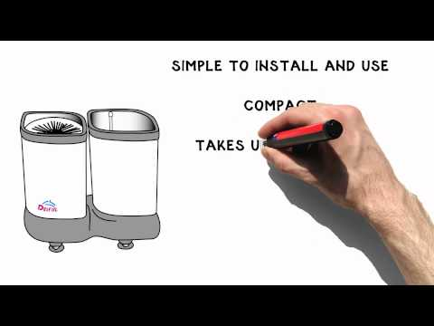 Delfin Glass Washers Explained