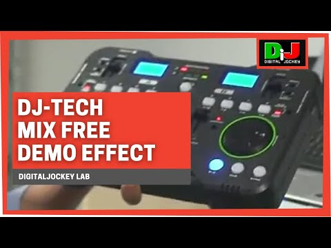 DJ-Tech Mix free Demo Effect