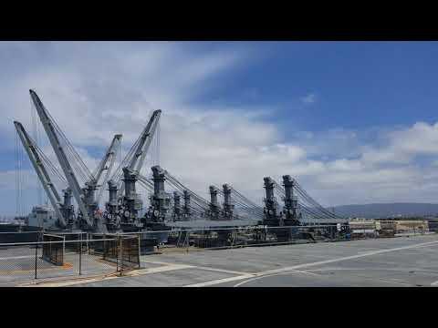 USS Hornet Alameda California