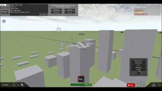ROBLOX Roe flight sim Mission 2 Part 1