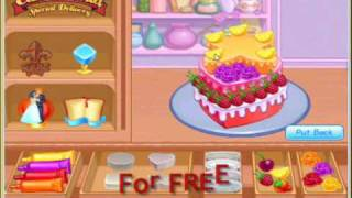 Cake Mania Special Delivery l Sandlot Games