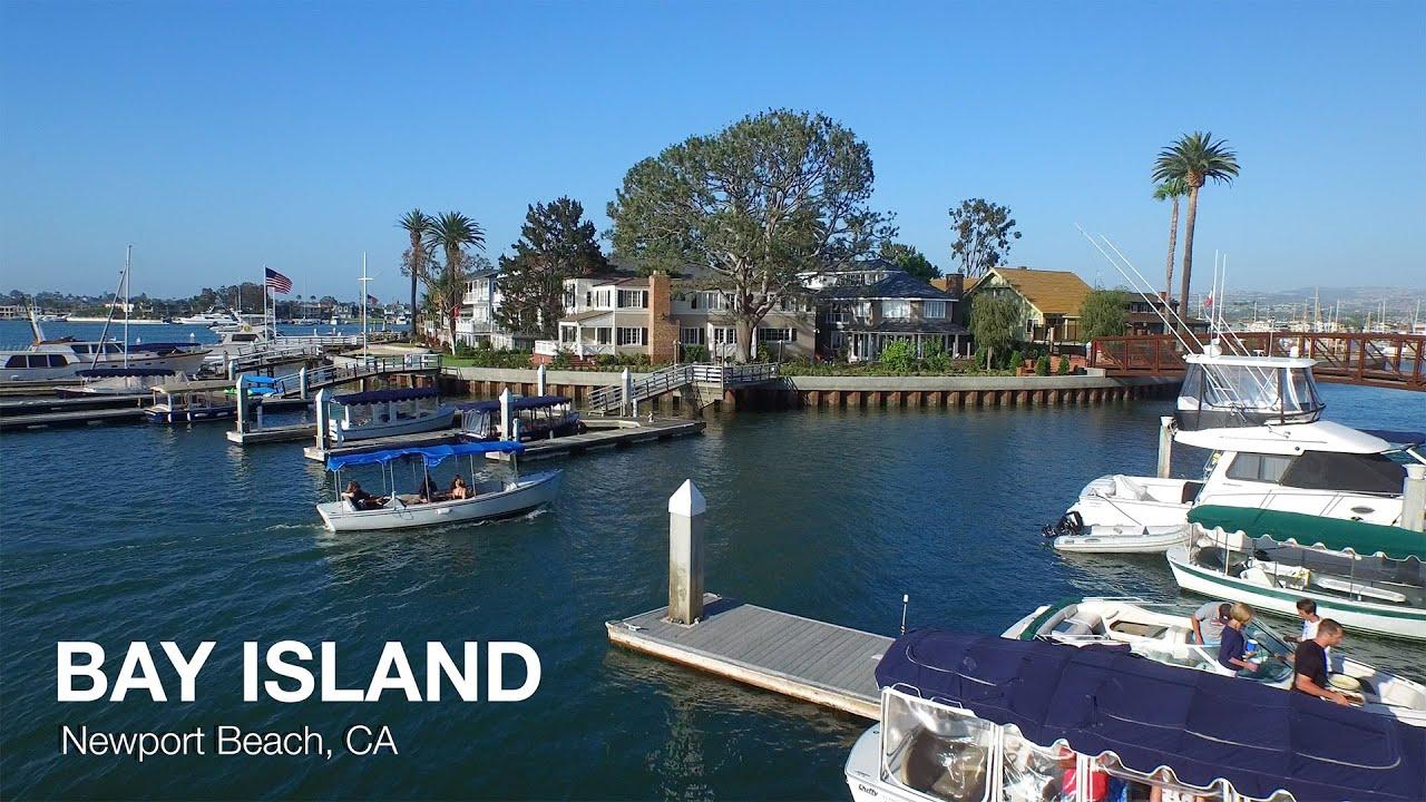 Harbor Island Newport Beach Ca