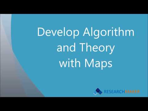 Develop algorithm with maps in ResearchMaker