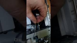 Xerox 3100.Ошибка принтера температура печки
