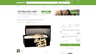 MonogramHub - How To Claim Vouchers and Customize Products - Groupon