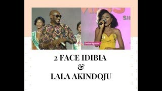 2 Face Idibia & Lala Akindoju Perform at Miss Nigeria 2017