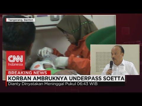Kronologi Meninggalnya Korban Longsor Bandara Soetta Versi Pihak RS Mayapada
