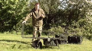 Introducing the Chub Transporter Barrow and Luggage