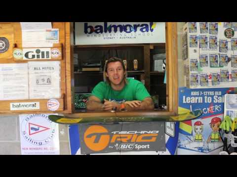 Balmoral Water Sports Corporate Days