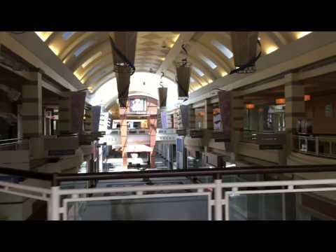 Vlog of Abandoned Cincinnati mall 2017