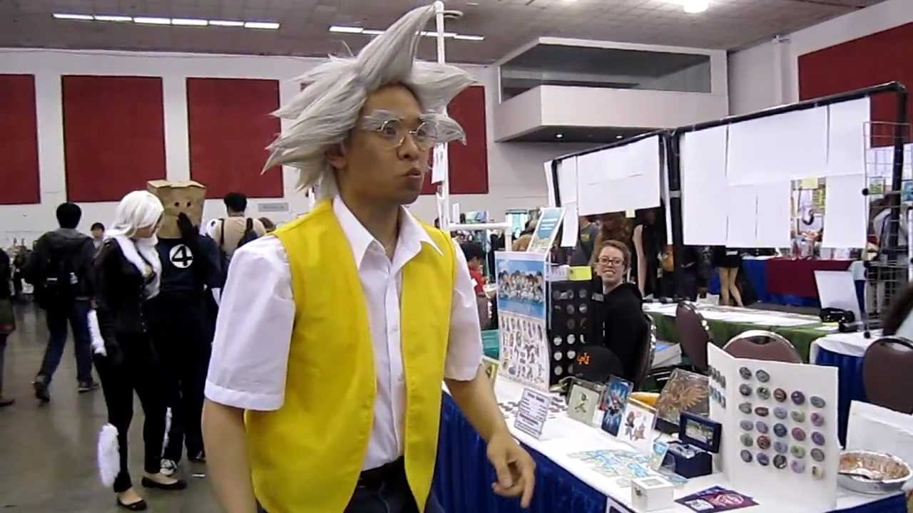 Jackie Chan's Uncle (Fanime 2012) - YouTube