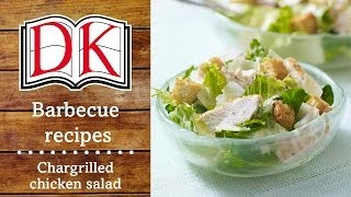 Chicken Recipes: Chargrilled Chicken Caesar Salad