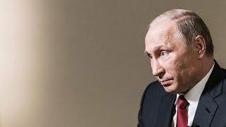 Vladimir Putin Says Oil Output Is Increasing