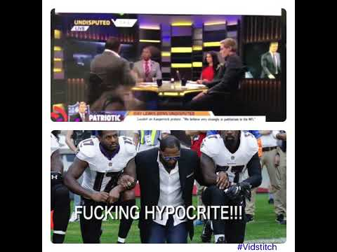 Ray Lewis is a damn hypocrite!!!
