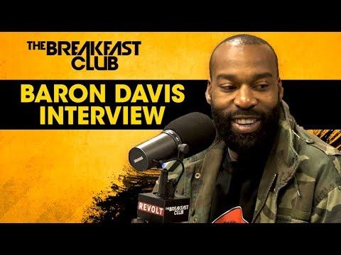baron-davis-talks-black-santa-movement,-lonzo-ball-+-more