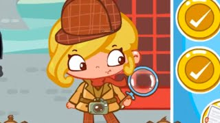 Detective Slacking Puzzle Games Online Free Flash Game Videos GAMEPLAY