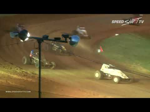 USAC Sprints Feature Highlights | Bloomington Speedway 7.27.18