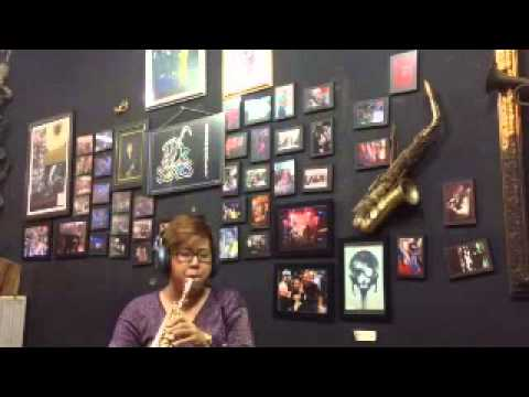 Raisa - Mantan Terindah - Saxophone Covered by Lucy Chan de Saxes