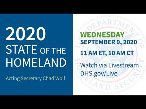 2020 State of the Homeland