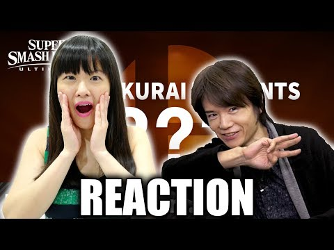 Mr. Sakurai Presents Byleth, Cuphead, Rabbids REACTION For Super Smash Bros. Ultimate