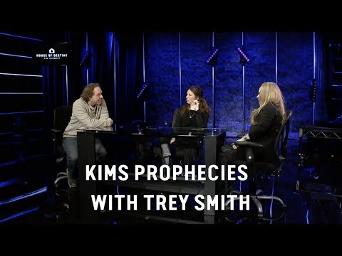 KIMS PROPHECIES  OF TRUMP AND THE NUMBER 18 WITH TREY SMITH