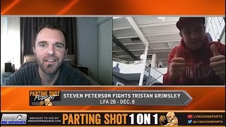 Steven Peterson LFA 28 Pre-Fight Interview