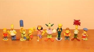 Симпсоны в кино 2007 (The Simpsons Movie), Киндер Сюрприз