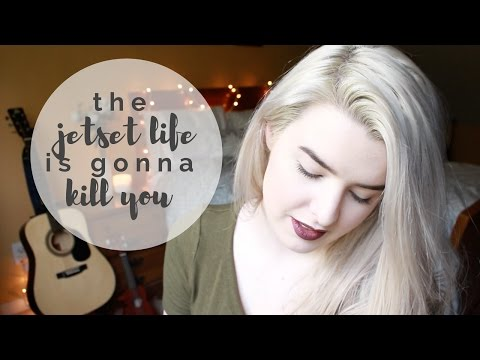 the jetset life is gonna kill you (my chemical romance) cover | ryann griffin